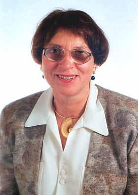 Maudy Piot, militante féministe et non-voyante.Photo: Yanous.com
