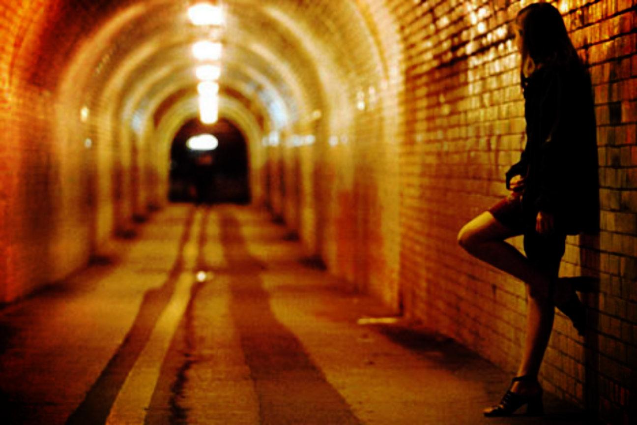 Une prostituée en Allemagne Photo: mv.rosalux.de