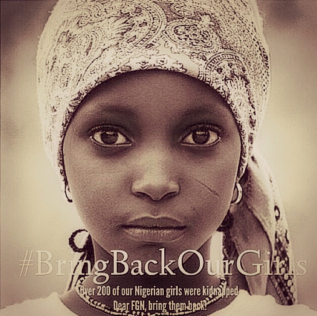 #BringBackOurGirls © Gwendolen sur Flickr