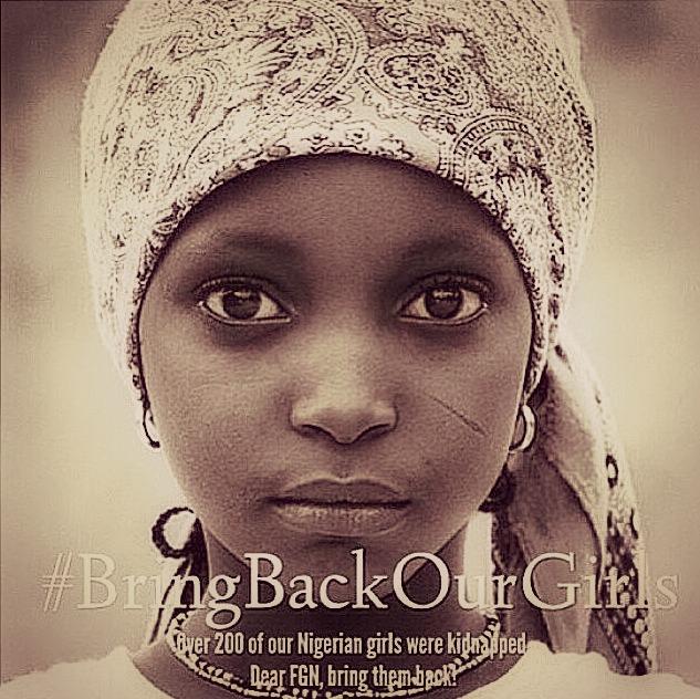 #BringBackOurGirls © Gwendolen sur Flickr
