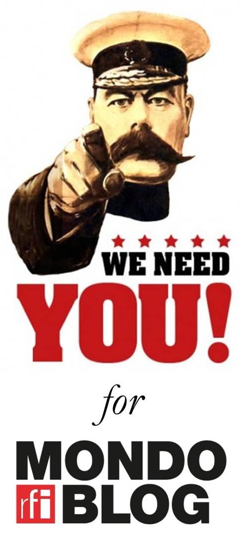 We Need You For RFI Mondoblog