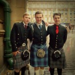 Carl, Angus & George - Glasgow
