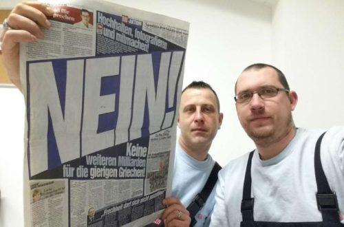Article : À « Bild Zeitung », on achève bien les cerveaux